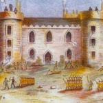 Loftus Hall under seige in Cromwellian Times while home to the Redmond Family