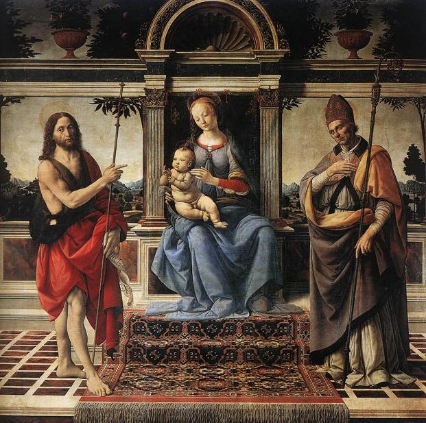 Saint Donatus of Fiesole