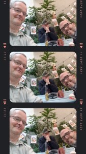 Ken Hume, Anthony Sullivan and myself!