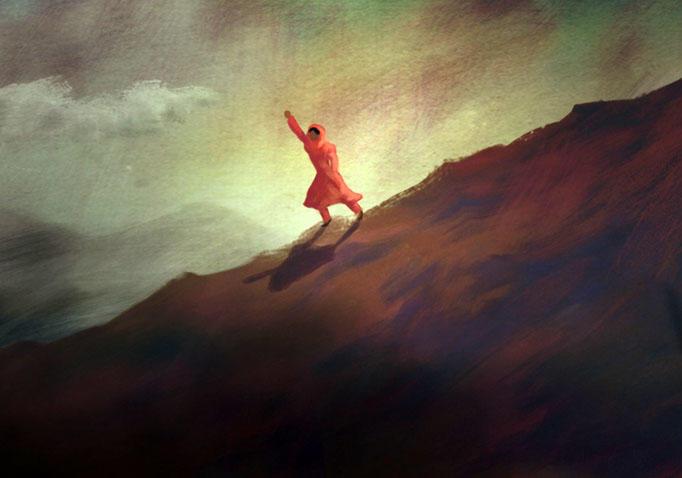 Malala animation