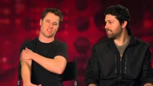 Kyle Hunter and Ariel Shaffir