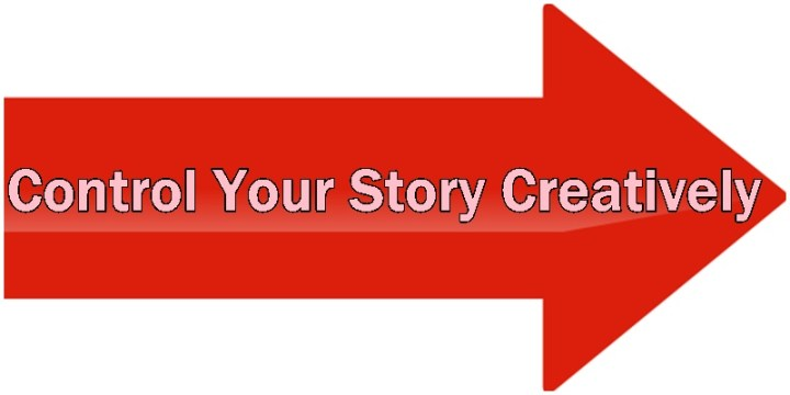 Control YOur Story Creatively