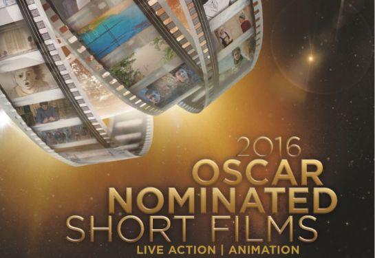 Oscar Shorts Films Poster