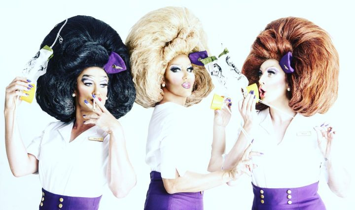 Trolley Dollies pic 3