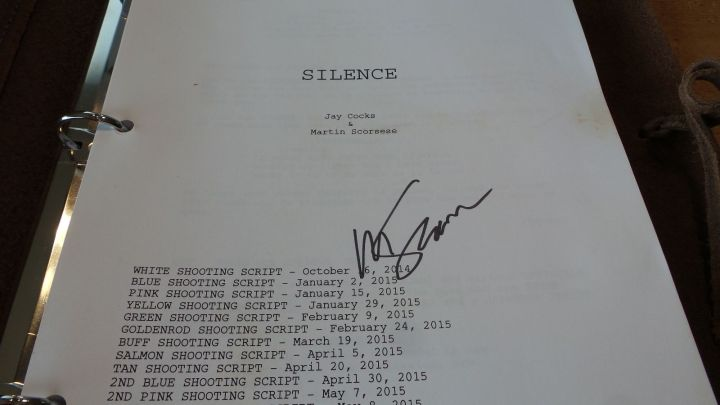 silence-screenplay