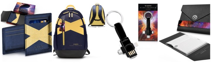 7578b1eb5e8 ... nifty Backpack, a Charger Cable and Notebook, tell us who wrote the  screenplay and send your answer and contact details with Dark Phoenix in  the subject ...