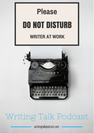 free poster for writers