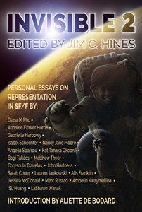 Invisible 2 edited by Jim C. Hines