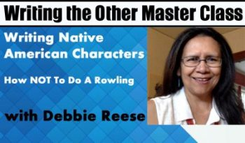 Writing Native American Characters Master Class Purchase