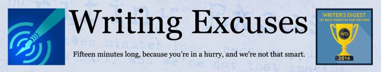 The Writing Excuses Podcast