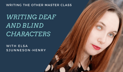 Writing Deaf and Blind Characters