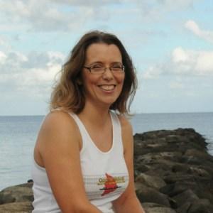 author Kate Elliott