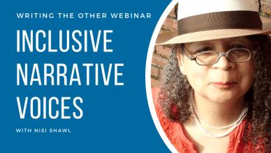 Inclusive Narrative Voice Header