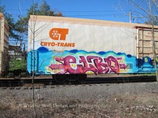 rail car 2a