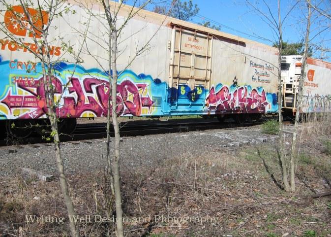 rail car 2z