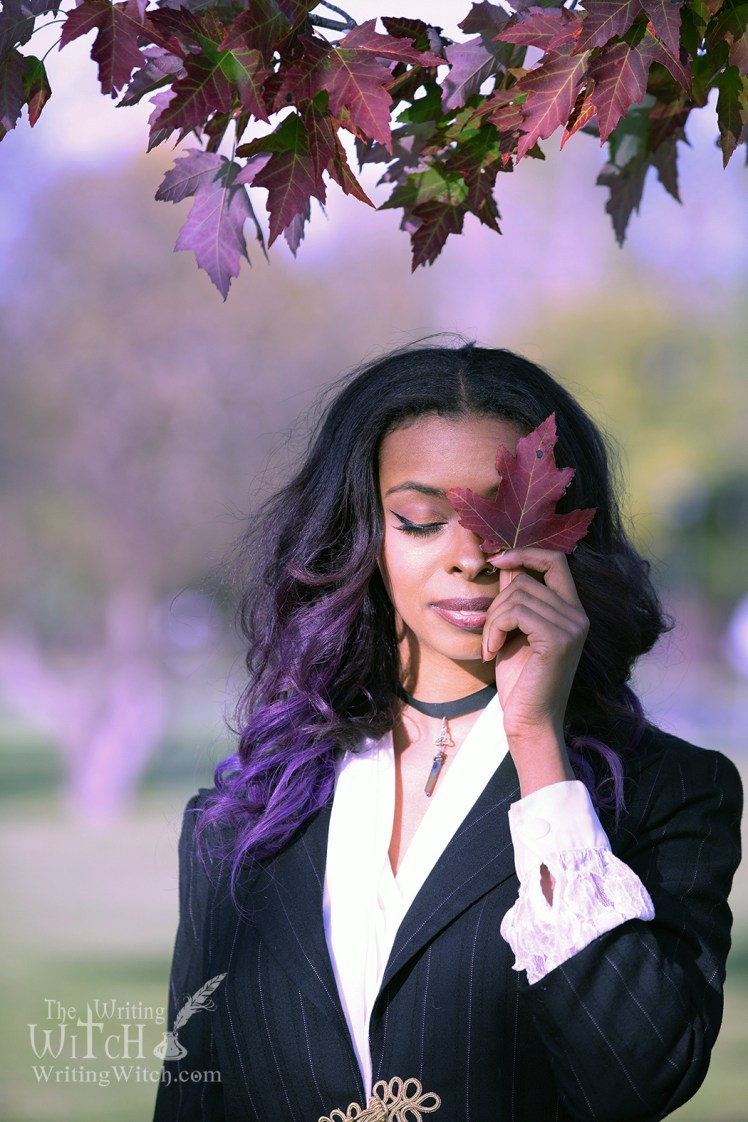 autumn equinox or samhain witch