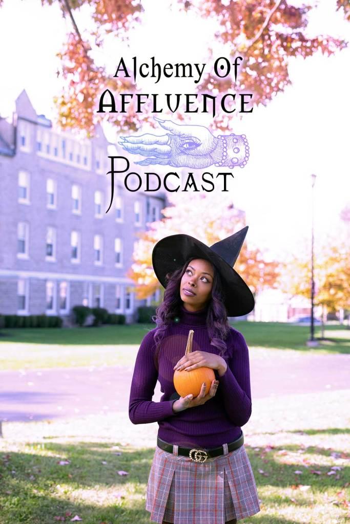 alchemy of affluence podcast banner