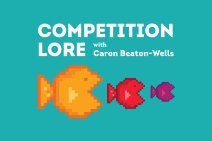 Competition Lore Podcast Cover Art | Competition Law | Written & Recorded