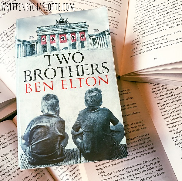 books that made me a reader, written by charlotte, two brothers, Ben Elton, book bloggers