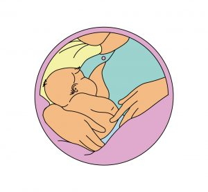 infant feeding positions