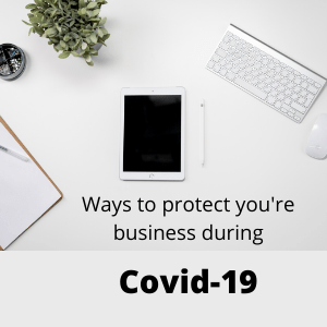 ways to protect your business during covid-19