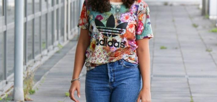 Adidas Boyfriendshirt