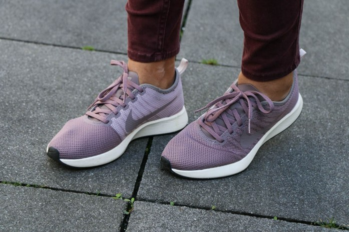 Herbstoutfit Sneaker