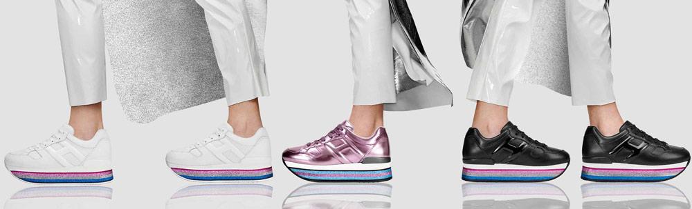 Schuhe Damen Sneakers