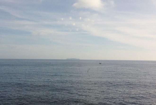 合宿時に熱海のホテルでの風景