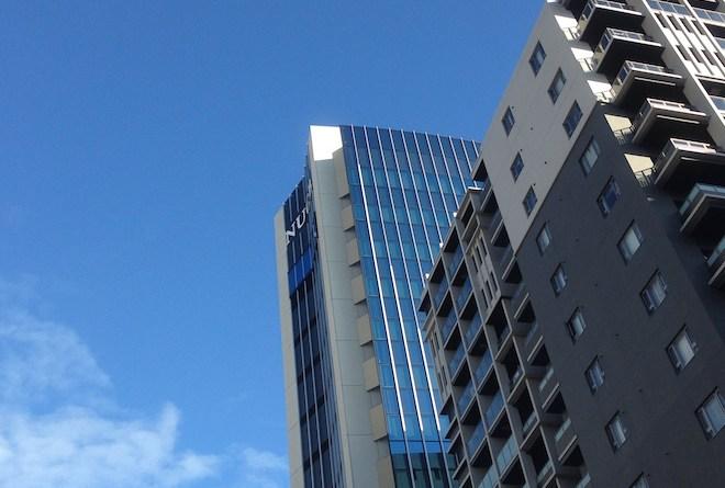 快晴の名古屋丸の内キャンパス