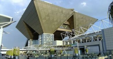 Tokyo international exhibition center