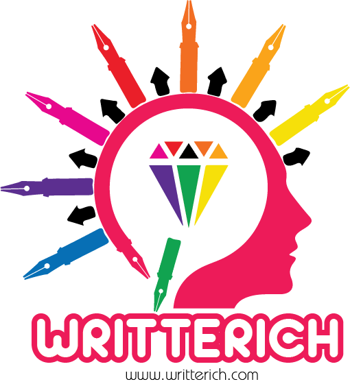 writterich logo original