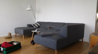 Everything in the apartment in from Ikea