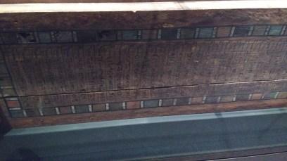 Side of same sarcophagus