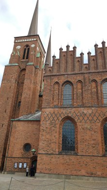 Roskilde Cathedral, a UNESCO World Heritage Site