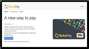 Google Beba Pay