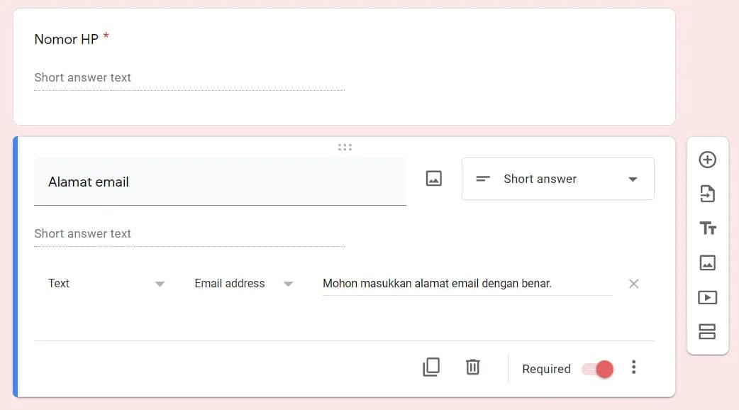 How to Make Online Attendance with Google Forms