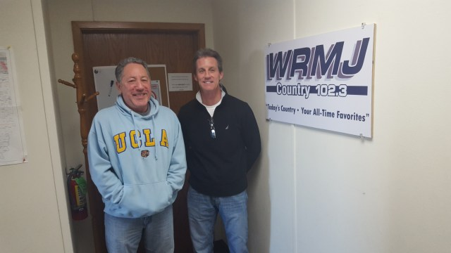 WRMJ Sportsline Interview: 'The Mark & Mark Show' Talk 76/77