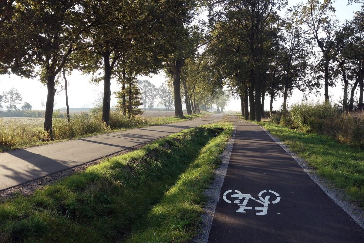 Na północ od Wrocławia. Subiektywny przegląd ścieżek rowerowych.