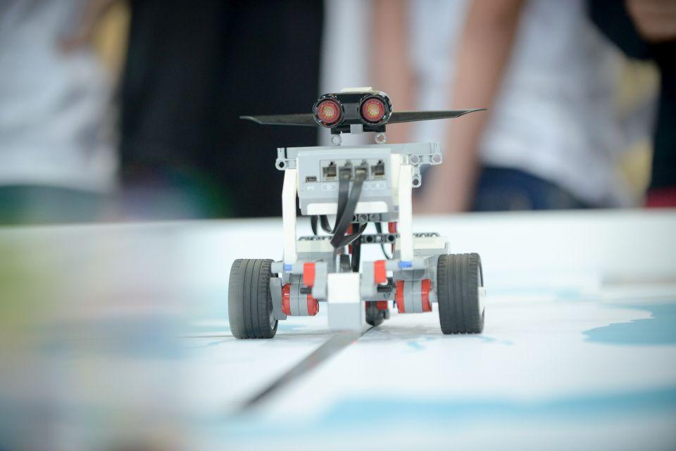 Εκδήλωση Ενδιαφέροντος για Εξοπλισμό Εκπαιδευτικής Ρομποτικής