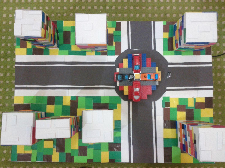 46ο Δημοτικό Πατρών | Κυκλικό Πάρκινγκ