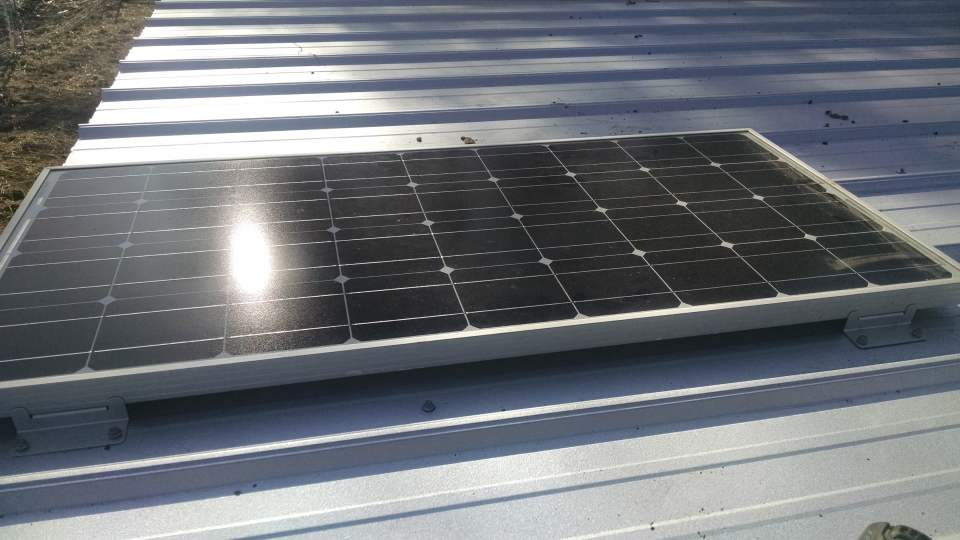 Coop Solar Panel