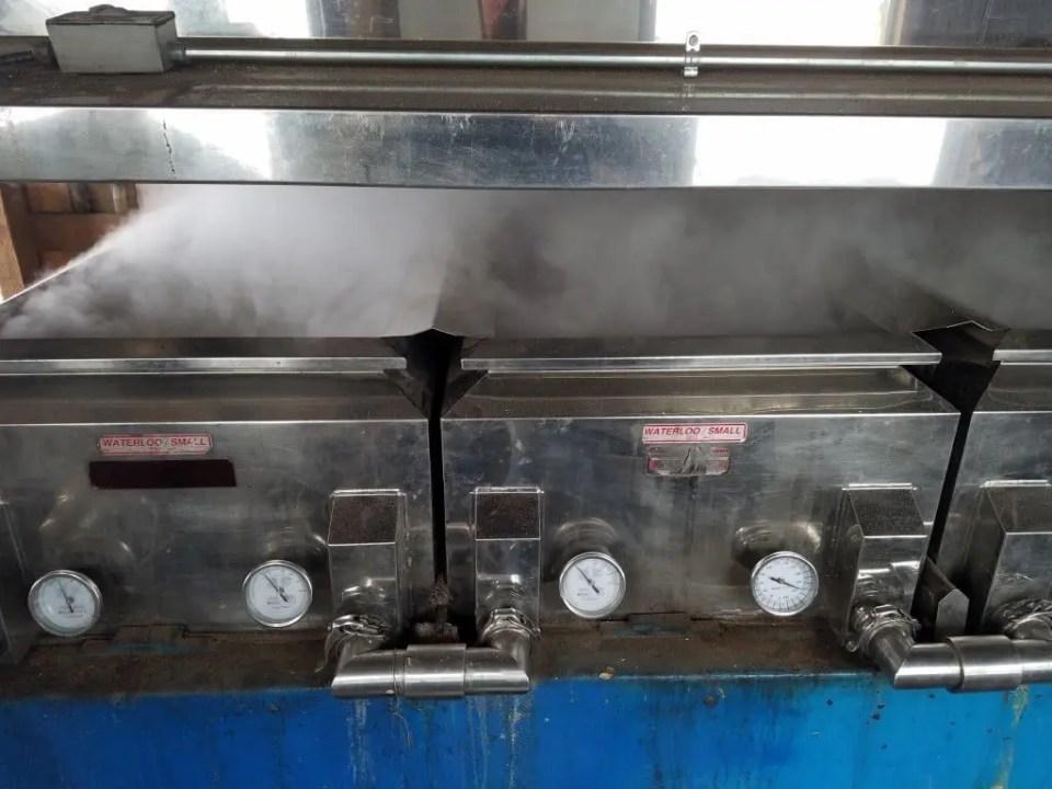 Maple Evaporators