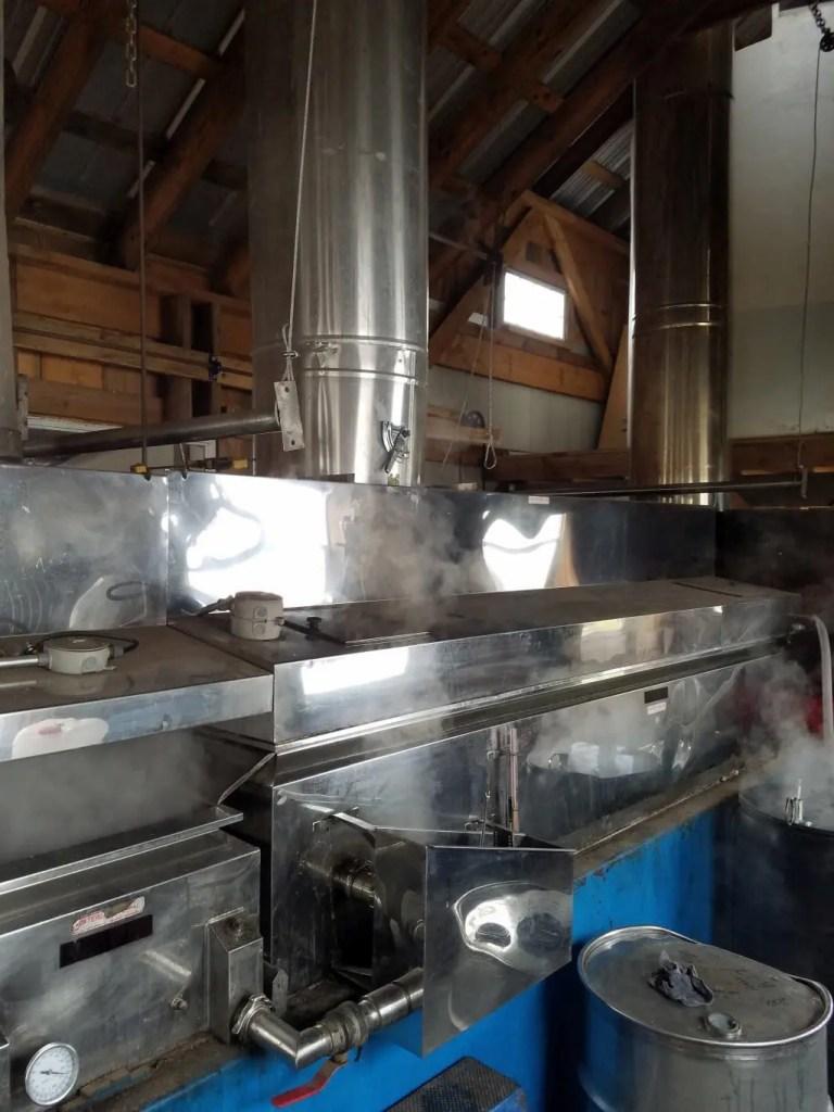 Maple Preheater