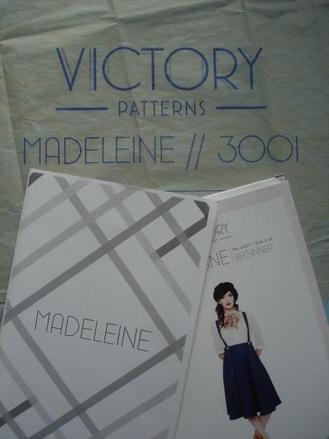 Victory Patterns' Madeleine