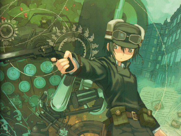 Kino's Journey Best Anime List