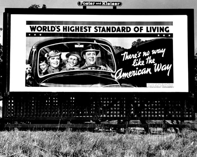 american-way-standard-of-living-benjamin-yeager