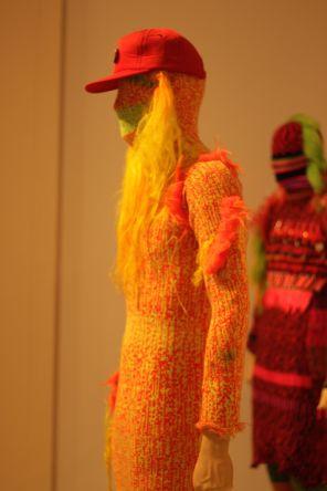rhode island providence rhode island RISD museum knitted dress hat