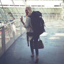 Kippi leaving for Italy