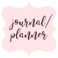 Monthly Journal/Planner Packs